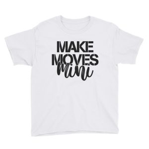 6cc21916ddc White Make Moves Women's Crop Top - MakeMoves.fit